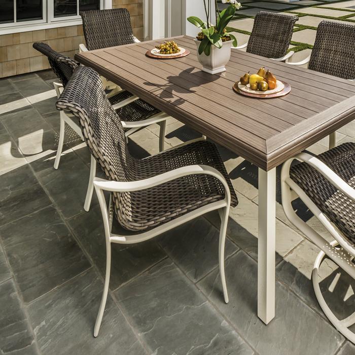 Allstate Patio Furniture.Shoreline Woven Allstate Home Leisure