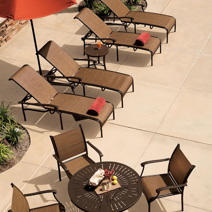 Allstate Patio Furniture.Sorrento Relaxed Sling Allstate Home Leisure